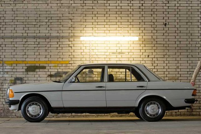 Мерседес W 123 дизель. Достойный ! Обмен.