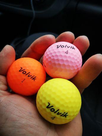 Bolas de golf volvic NOVAS