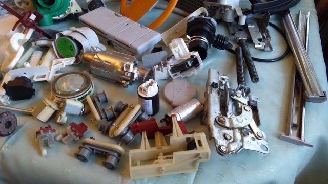 Zmywarka Electrolux i Whirpool niektóre części