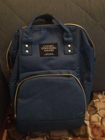 Plecak torba dla mamy na pampersy