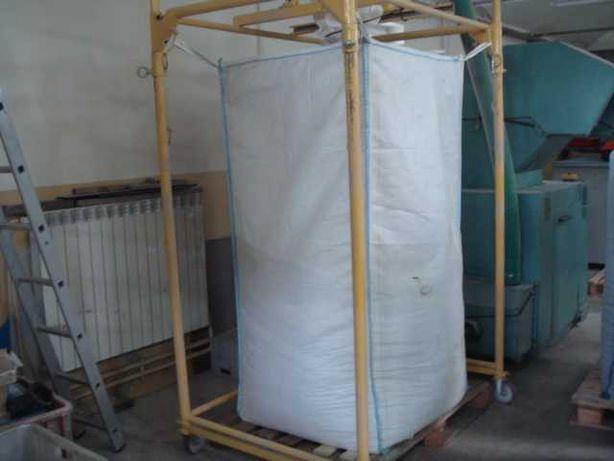 Worki big-bag używane wysokie