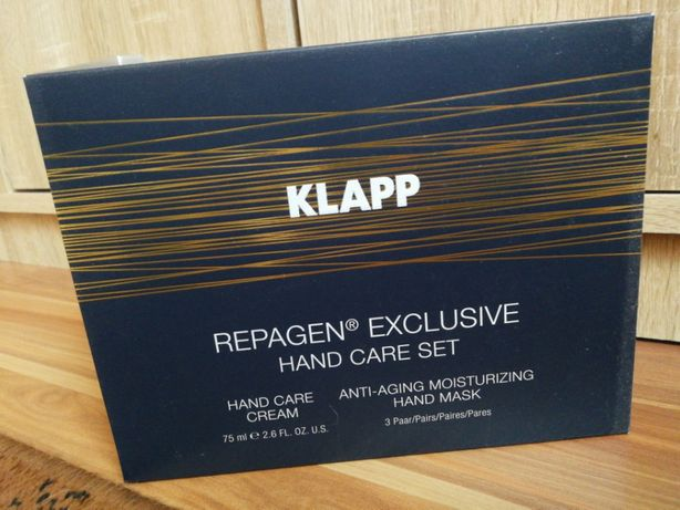 Klapp repagen hand care set