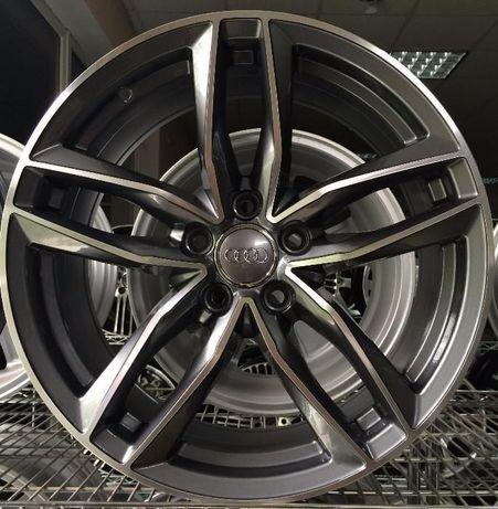Новые оригинальные литые диски R17,18 5-112 Audi A4,5,6 Q3,5,TT