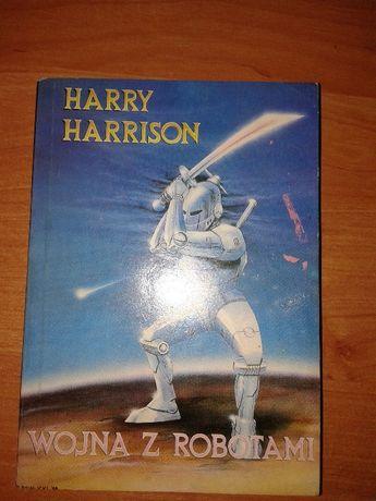 Wojna z robotami''- autor Harry Harrison
