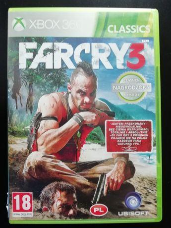 Farcry 3 Xbox 360 XBox One