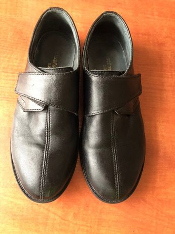 Детские туфли кожаные ТМ Bistfor