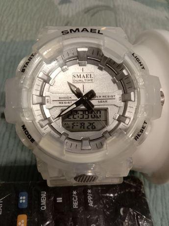 Часы SMAEL dual time