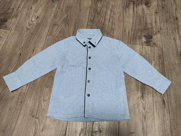 Koszula chłopięca SMYK rozmiar 92