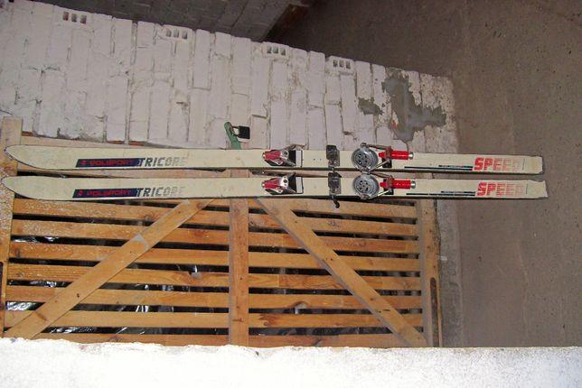 narty zjazdowe PolSport Epoxy Speed 180 + wiązania