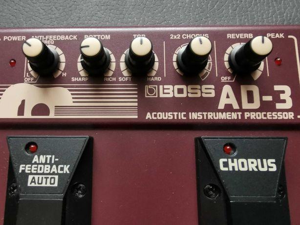 Procesor Boss AD3 jak nowy