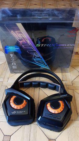Słuchawki 7.1 Asus ROG Strix bezprzewodowe