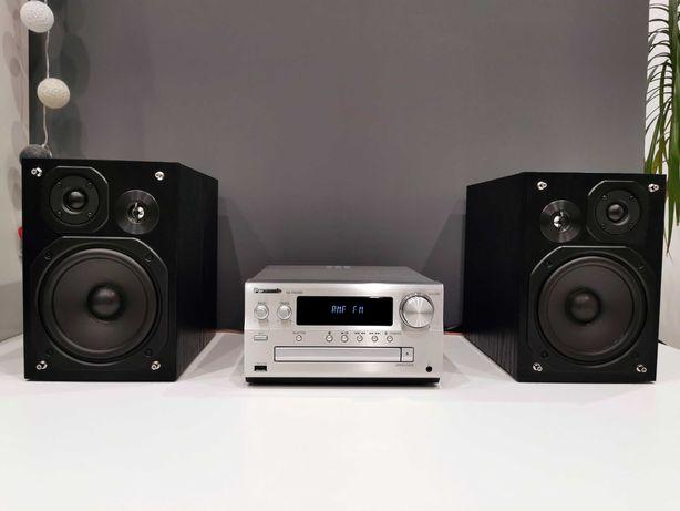 Wieża Panasonic PMX 80 Bluetooth, USB, AUX, FLAC, 2x60W