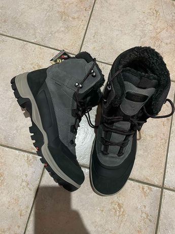 Зимние ботинки мужские Ecco 45p.