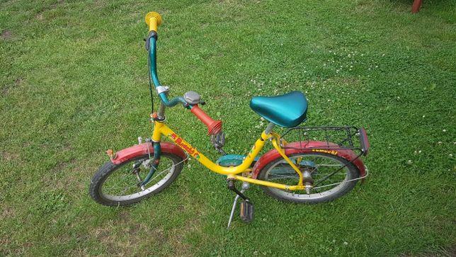 Rower dziecięcy 16'' koła 18