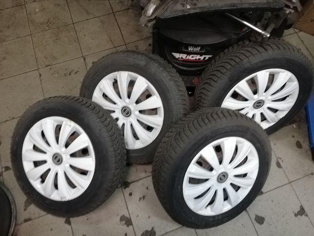 """Koła Nissan Micra k12 felgi stalowe 14"""""""