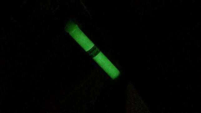 Sprzedam fluoroscencyjny preparat do np wypałnienia wskazówek zegarka