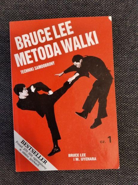 Bruce Lee - Metoda Walki - KOMPLET 4ech części