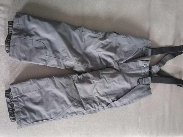 Spodnie narciarskie rozmiar 98 /104 Stan idealny