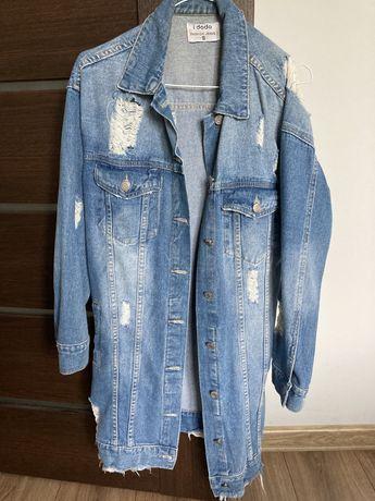 Kurtka Katana jeansowa r S