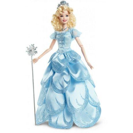 Barbie Колекційна шарнірна лялька Барбі Глінда (Barbie FJH61 Wicked