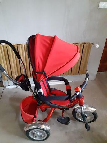 Rower trójkołowy dziecięcy 3 w 1