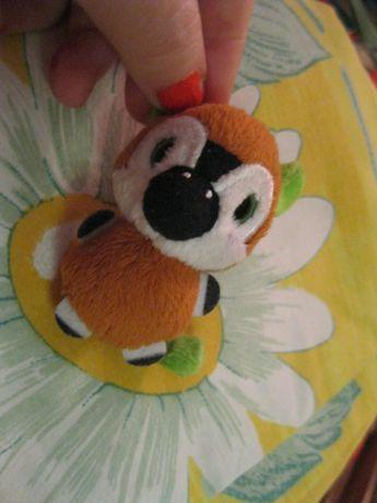 Мягкая игрушка суслик макдональдс глазастик британия чудный хвостик