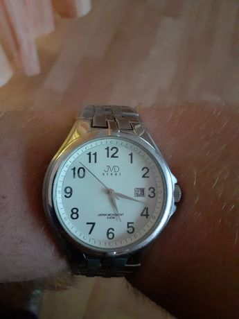Zegarek JVD 5ATM