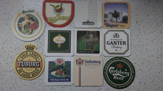 Редкая коллекционная подставка под пиво пивной бокал кружку фужер.
