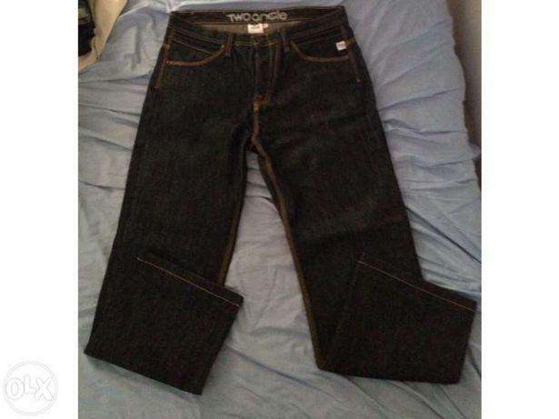 Vendo calça jeans da marca two angle.