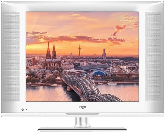 Телевизор Ergo le17m4w