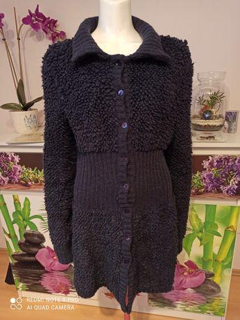 Sweter cardigan kardigan Merino Wool Mariella Burani M