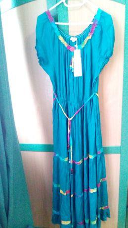 Новое летнее платье Indiano XL на наш 50-54 р
