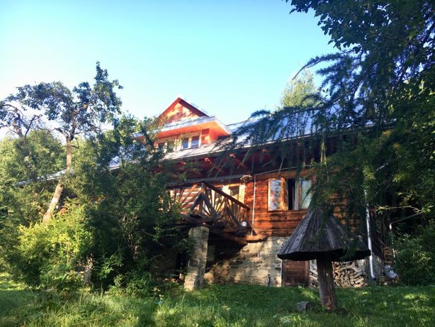 Dom, Chałupa z widokiem w Zawoi