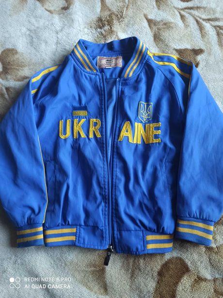 Для мальчика 4-7 лет куртка,реглан,рейтузьі ,олимпийка.