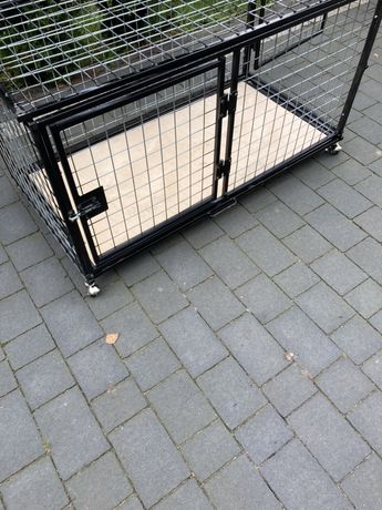Solidna klatka dla psa