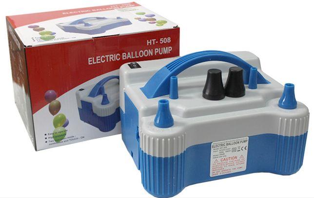 Компрессор для воздушных шаров / электро - насос HT-508