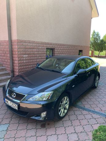 Lexus is 250 salon Polska