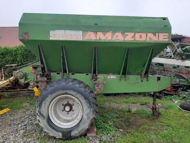 Rozsiewacz wapna  Amazone  ZG 5000 do wynajmu