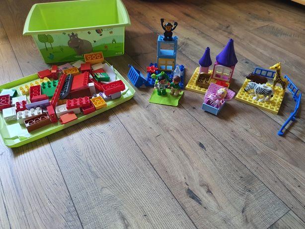 Zestaw Klocki Lego 6151  Duplo 6158