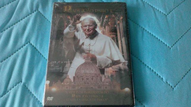 Magnifico Dvd Sobre o Papa João Paulo 2
