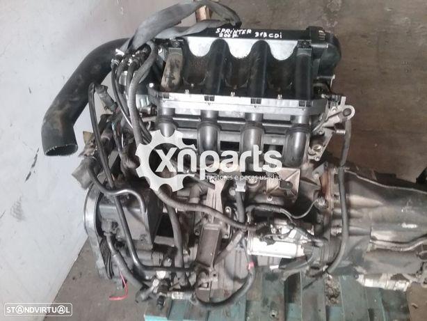 Motor MERCEDES-BENZ SPRINTER 3-t (903) 311 CDI | 04.00 - 05.06 Usado REF. OM 611...
