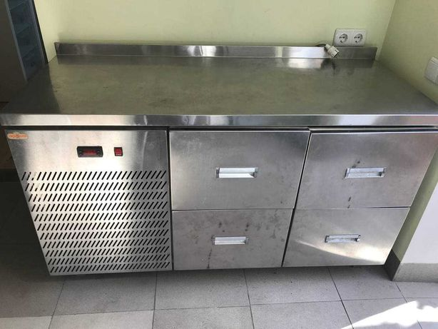 Стол-холодильник OREST RTS-4/6