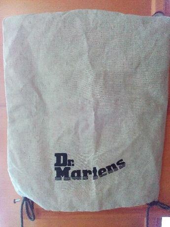 тканевый рюкзак dr.martens, новый