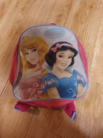 Plecak Princess przedszkole maly
