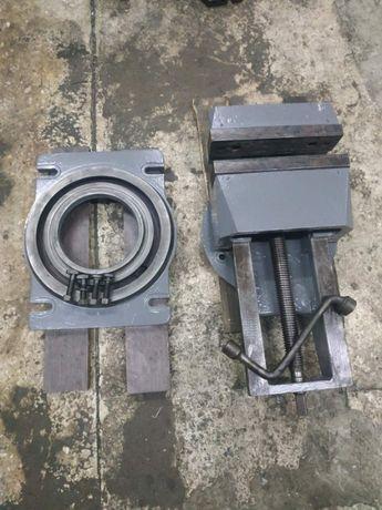 Тиски станочные поворотные 320 мм
