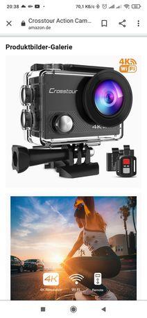 Экшн камера crossout action camera ct 8500
