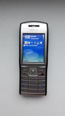 Телефон кнопочный  Nokia смарт + зарядка + шнур к компу