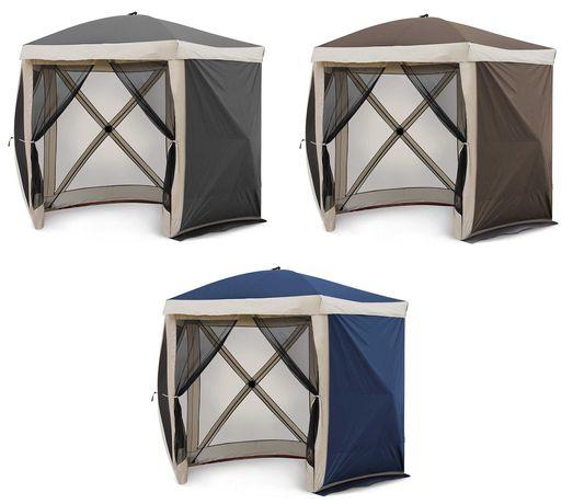 Pawilon namiot ogrodowy 2,6 x 2,6 m ekspresowy handlowy POP UP altana