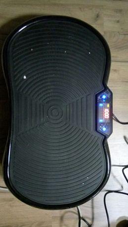 BLUEFIN Fitness Ultra Slim Power, platforma wibrująca, masażer.