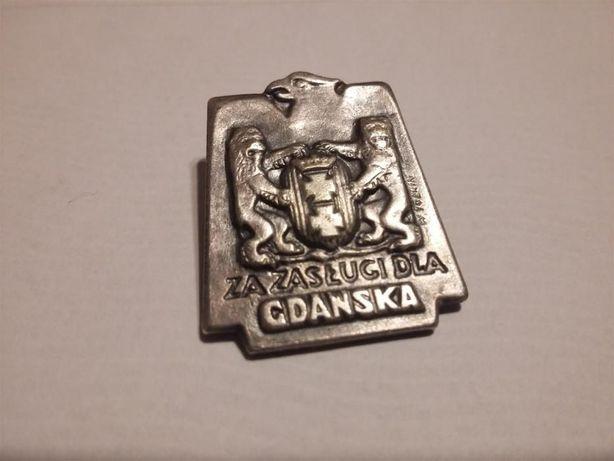 Odznaka za zasługi dla Gdańska